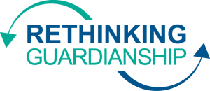 The logo for the Rethinking Guardianship Website